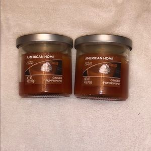 (2) Yankee Candle Pumpkin Pie-Offer/Bundle to Save